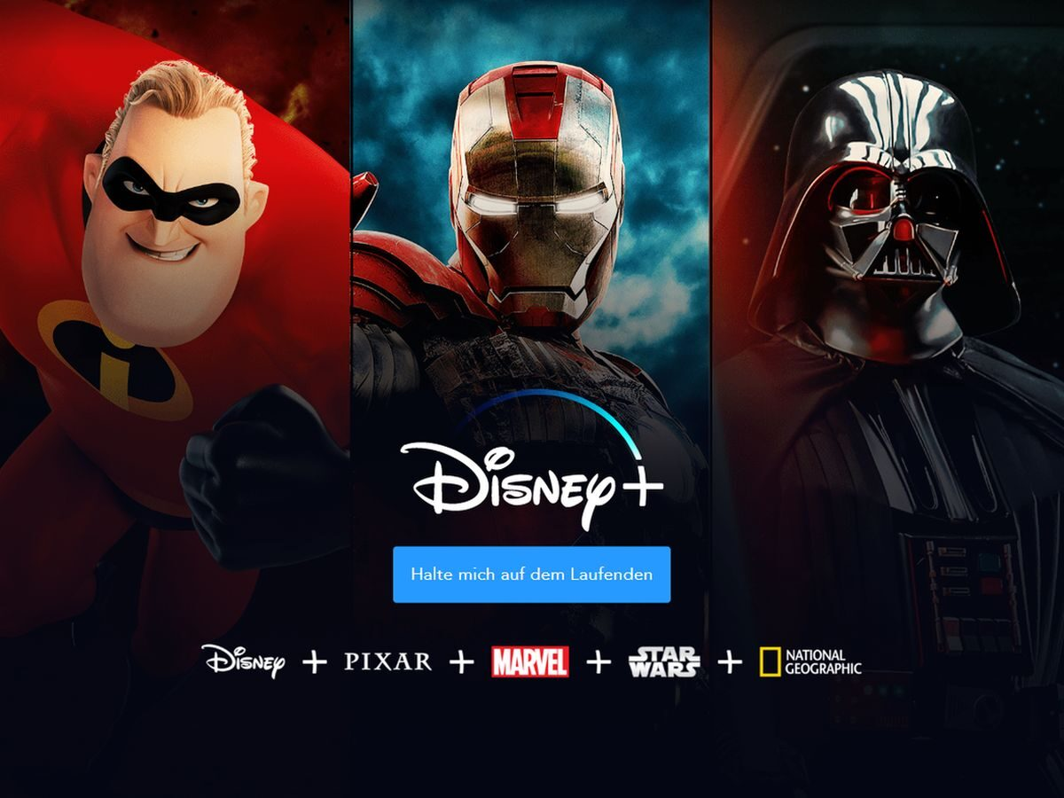 Disney +: These are the film and series highlights in November