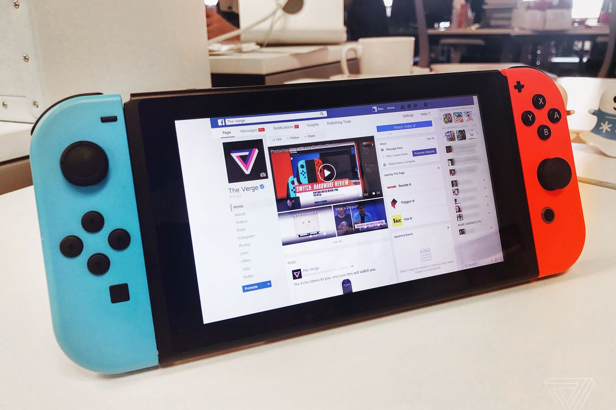 Update for Nintendo Switch fixes annoying bugs