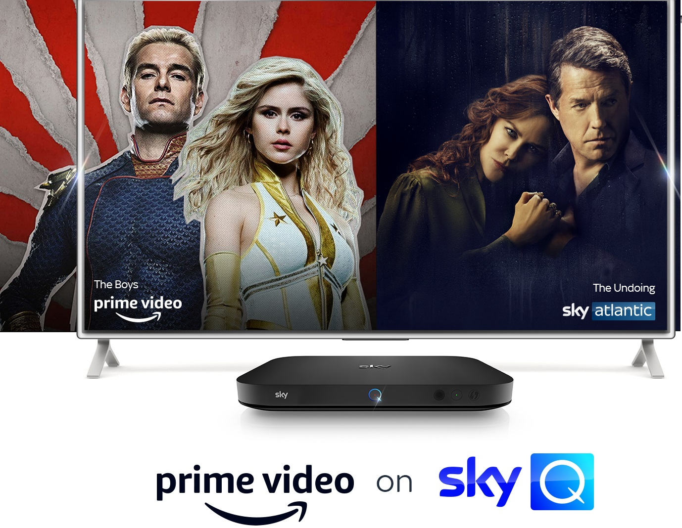 Amazon Prime Video and Sky are now partners