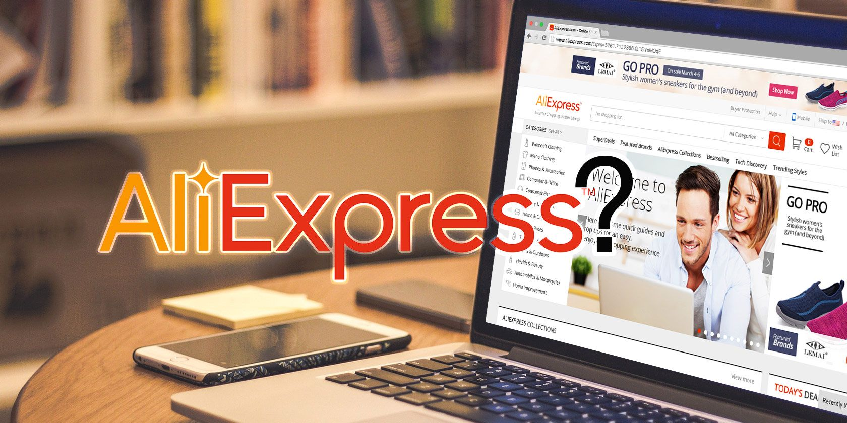 Risks with AliExpress ordering – payment, shipping, customs