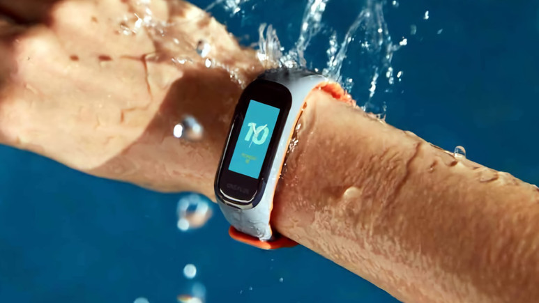 OnePlus Band: Inexpensive fitness tracker presented