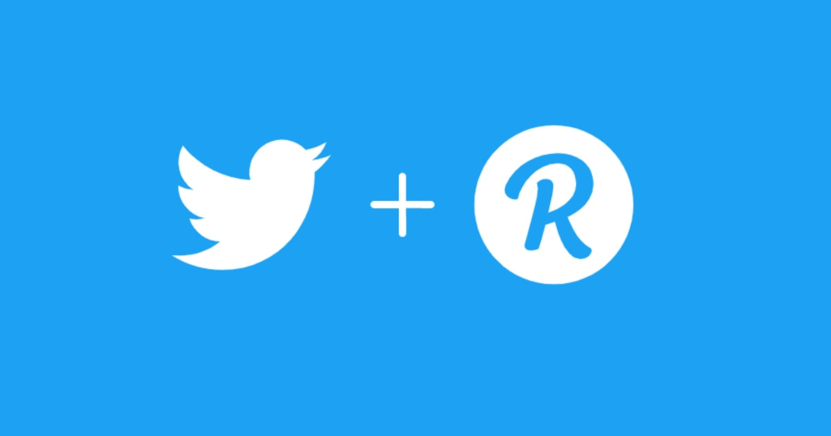 Twitter buys Revue – and thus creates a source of income for creators