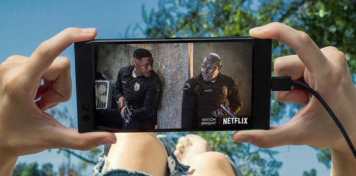Netflix now streams content with studio-quality sound