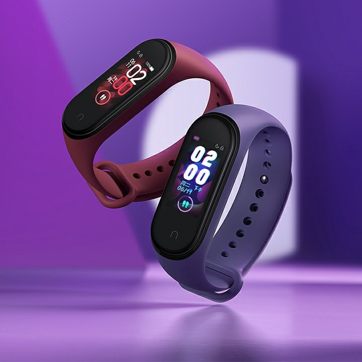 Xiaomi Mi Band 4 – how does the fitness tracker perform in the check?