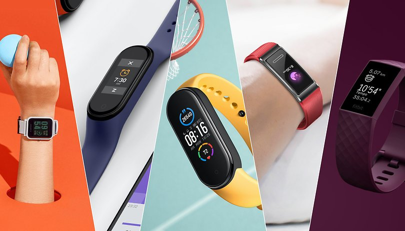 The 5 best fitness trackers in comparison