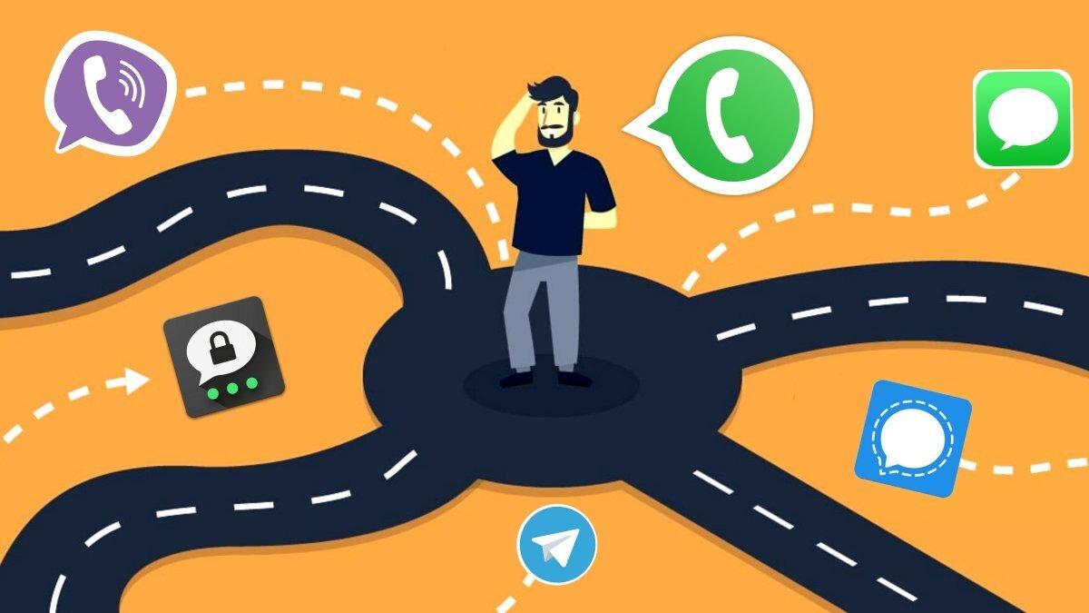 4 alternatives to WhatsApp and Telegram