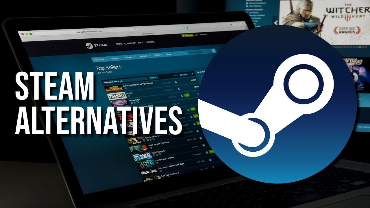 The best alternatives to the Steam gaming platform
