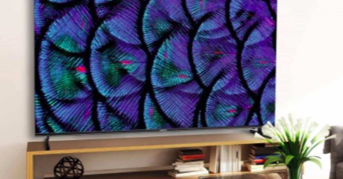 82-inch giant TV from Medion under review