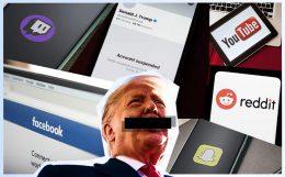 Ex-US President Trump is planning his own social media platform
