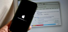 Factory data reset iPhone in 3 steps