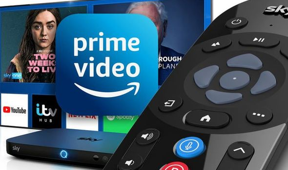 Next step in partnership between Sky and Amazon Prime
