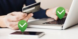 Credit card payments will be better secured in the future, but more complicated