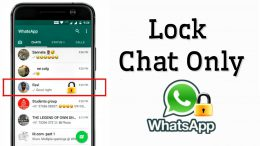 Protect WhatsApp with a code