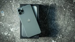 One of a kind iPhone with a manufacturing defect surfaced