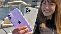 Lawsuit against Apple – iPhones not as waterproof as claimed?