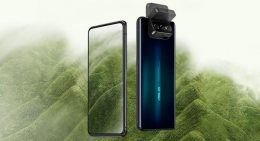 Asus presents the compact Zenfone 8 and Zenfone 8 Flip with a folding camera