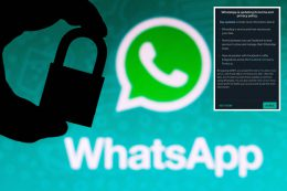 The consequences of the WhatsApp terms and conditions change on May 15th