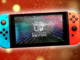 Update for Nintendo Switch can paralyze the console